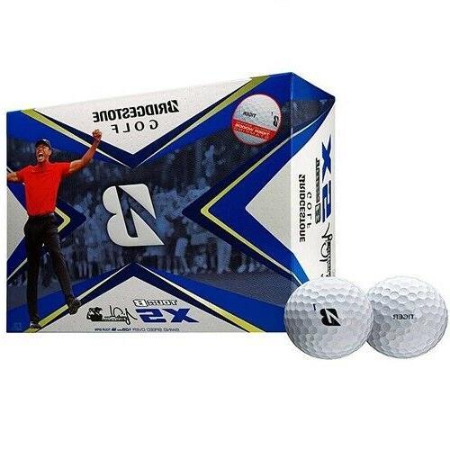 NEW Bridgestone B Golf Tiger Woods