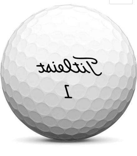 >NEW< Titleist AVX Balls, 1 Dozen NO LOGOS, ball.
