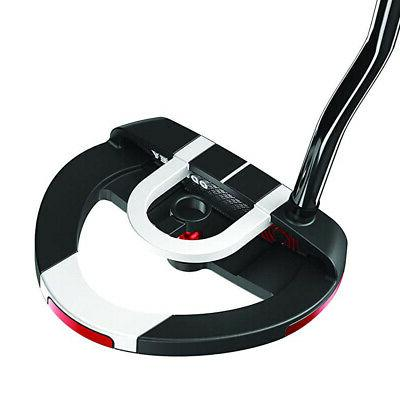 New Ball Putter O-Works Red Ball Grip -