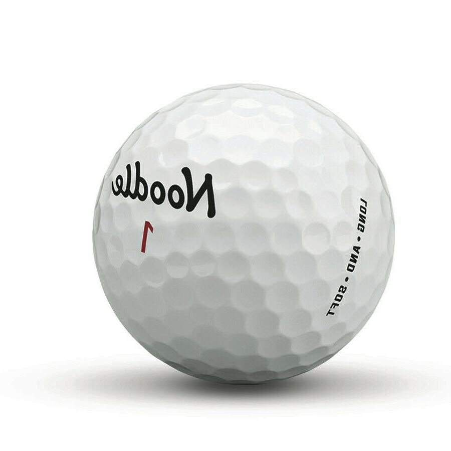 Taylormade Noodle Long Soft White - 15 Ball