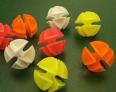 Tru-Shot Golf Balls Pieces