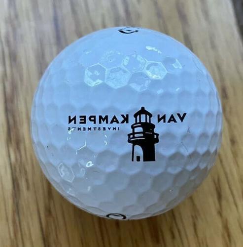 rare new van kampen investments logo golf