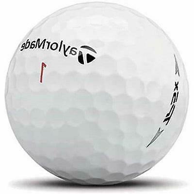 TaylorMade TP5X Balls