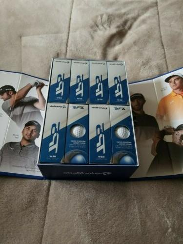 Taylormade TP5 New. 4 dozen