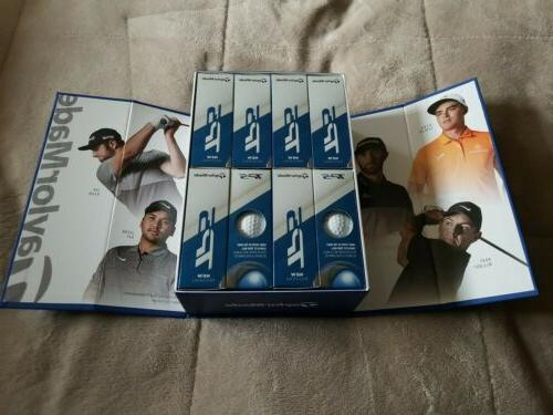 tp5 golf balls new 4 dozen