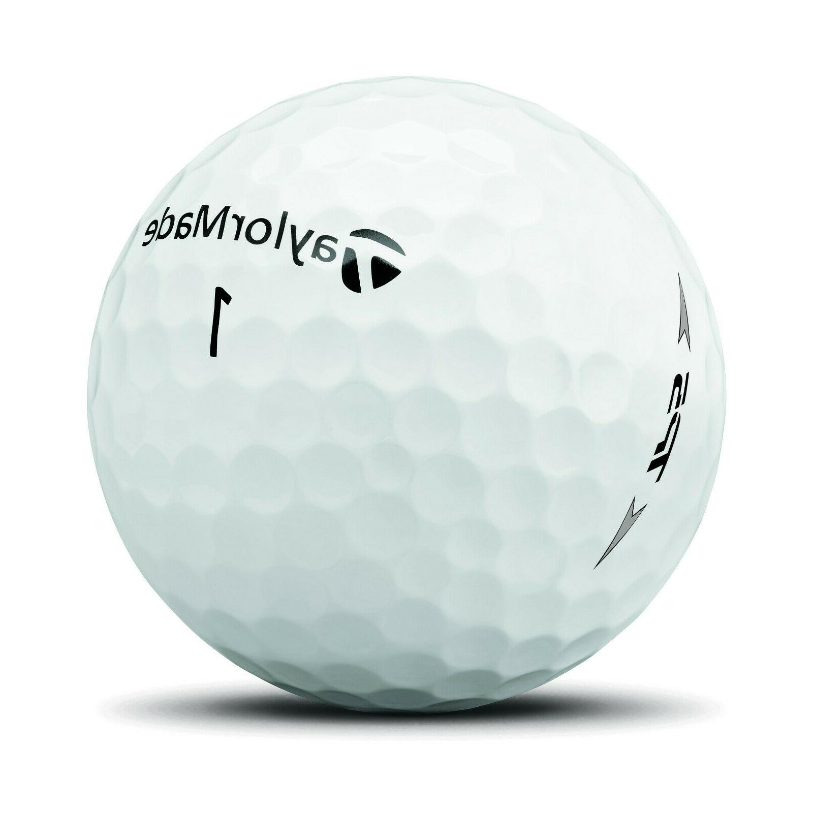 Taylormade TP5 Balls 2019 2