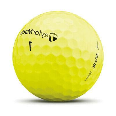 TAYLORMADE TP5 YELLOW BALLS - -