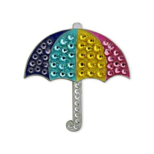 umbrella swarovski crystal ball marker