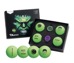 Volvik MARVEL Series Hulk Golf Ball Volvik Vivid