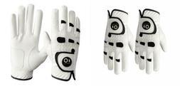 FINGER TEN Men's Golf Glove Left Hand Right with Ball Mark