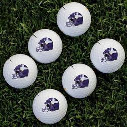 Minnesota Vikings Official NFL Ultra Golf Balls by Wilson 60