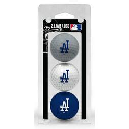 MLB Los Angeles Dodgers 3 Ball Clam, Blue