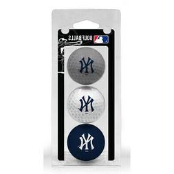 MLB New York Yankees 3 Ball Clam, Navy