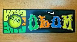 Nike Mojo 1 Neon Golf Balls 3 Pack High Visibility Colors Bl