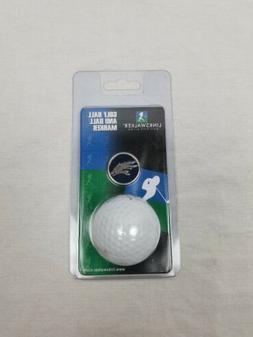 Linkswalker Nevada University Golf Ball And Ball Marker