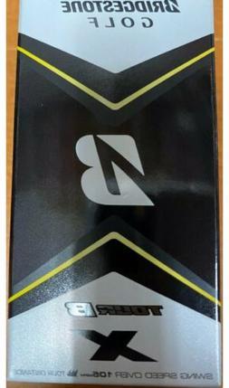 NEW 2020 Bridgestone Tour B X 2 Ball Sleeve Demo 2 Golf Ball