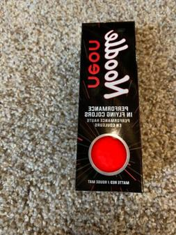 NEW! TaylorMade Noodle Neon Golf Balls Matte Red Finish 1 Sl