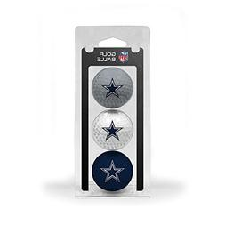 NFL Dallas Cowboys 3-Pack Golf Balls