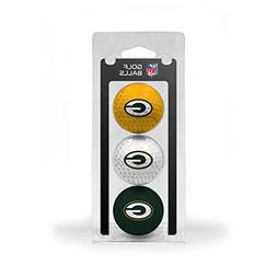 NFL Green Bay Packers 3-Pack Golf Balls