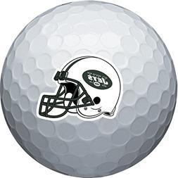 NFL New York Jets Golf Ball, Pack of 6