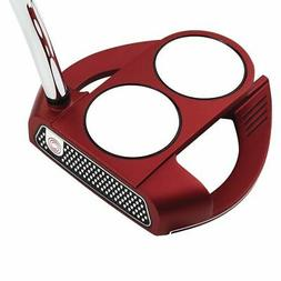 ODYSSEY O-WORKS RED 2-BALL FANG PUTTER 35 IN
