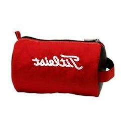 Titleist PCH9 Golf Ball Pouch Bag Carry Case RED W20×D12×H