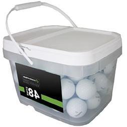 Titleist Player Mix 48 Recycled Golf Balls White