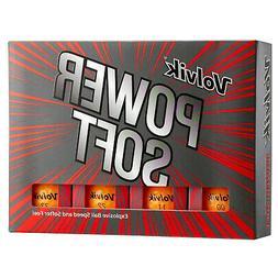 Volvik Power Soft Golf Balls 12  NEW • In retail packaging