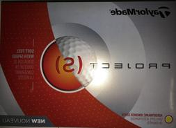 TaylorMade Project  One Dozen 12 Soft Feel with Speed Golf B