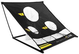 SKLZ Quickster Chipping Net with Free SKLZ Carry Bag