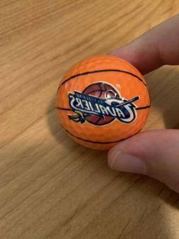 Rare CAVS CLEVELAND CAVALIERS Basketball LOGO GOLF BALL Oran