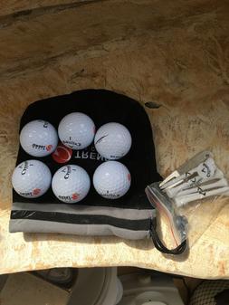 RARE! Trend Micro PROMO  Callaway Golf Balls/Divot/Tees/Mark
