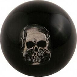 Skull-In-Ball Golf Cart Sport Knob for Jake's Shifters Unive