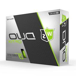 Wilson Staff Duo Soft Optix Golf Balls  NEW