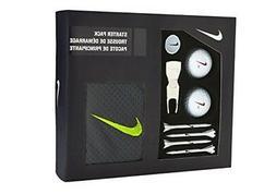 Nike Starter Kit-Towel, 2 balls, Repair Tool, Ball Marker, 4