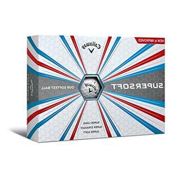 Callaway Supersoft Golf Balls - Brand new in box