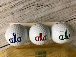 Swinging Dad Golf Father's Day Ball Gift Set Gag Inc Enjoyli