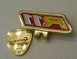 TaylorMade R11 Golf Ball marker with hat clip!! Gold, Red, &