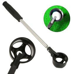 Telescopic Golf Ball Retriever  Extendable Stainless Ball Pi