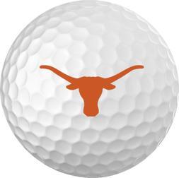 Texas Longhorns Titleist ProV1 Refinished NCAA Golf Balls 12