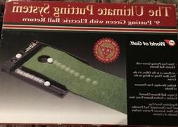 JEF World Of Golf The Ultimate Putting System W/ball Return