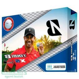 Bridgestone Golf Tour B XS White Tiger Woods Edition