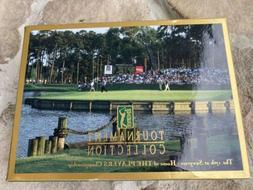PGA Tour Tournament Collection Empty Dozen Ball Box With Sle