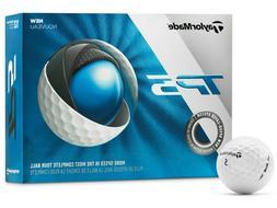 Taylormade TP5 White Golf Balls - 2019 Model 2 Dozen