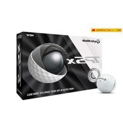 Taylormade Tp5X Golf Balls, White