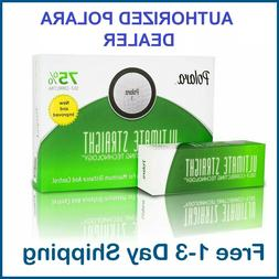 Polara Ultimate Straight Self Correcting 2 Piece Golf Balls