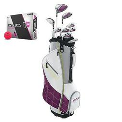 Wilson Ultra Ladies Right Handed Super Long Complete Golf Cl