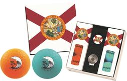 Volvik Vivid Limited Edition State Pack 6 Florida Golf Balls
