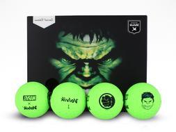 🎁  Volvik Vivid Marvel Collaboration Hulk Ball and Ball M
